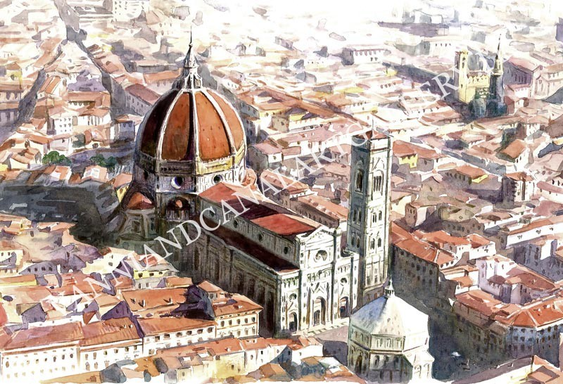 Panorama Duomo (Firenze)