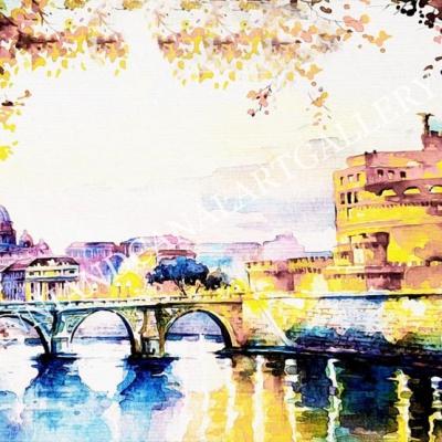 San Pietro e Ponte (Roma)