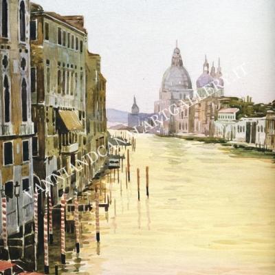 Panorama Canal Grande