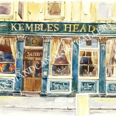 London Kembles Head