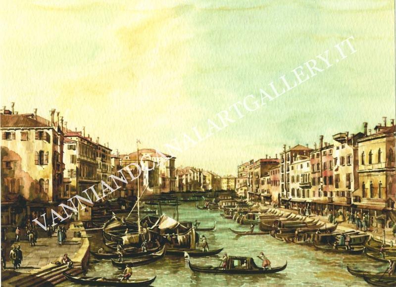Venezia antica - Canaletto