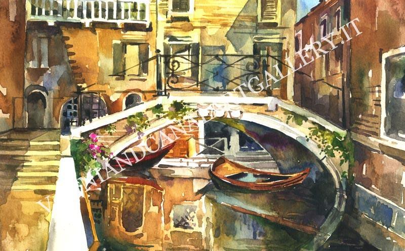 Canale e ponte