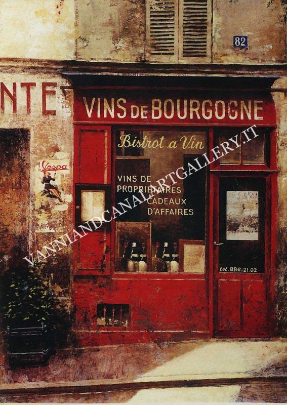 Vino di Bourgogne