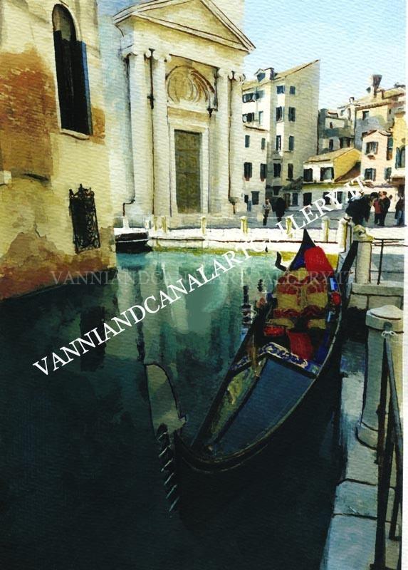 Venezia inside the city
