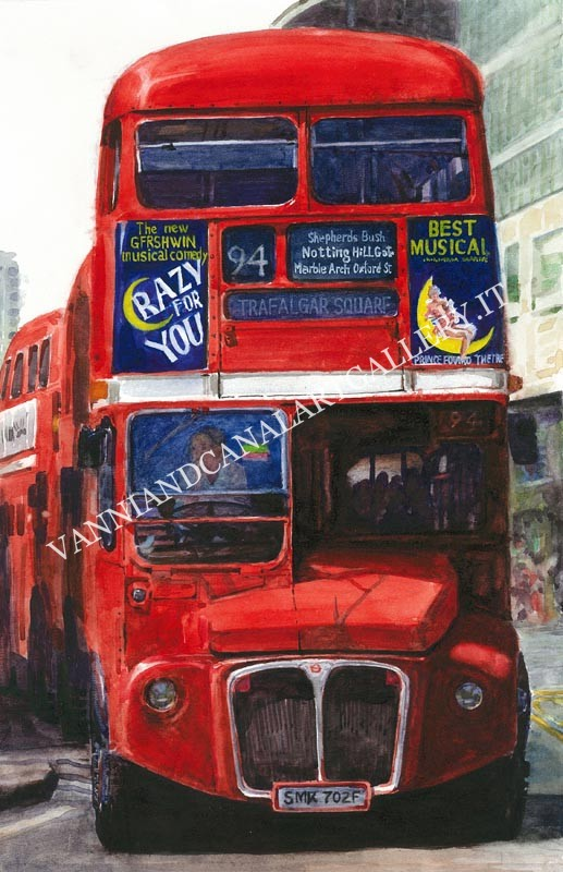 London Travel Bus