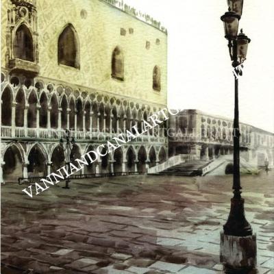 Litografie di Venezia