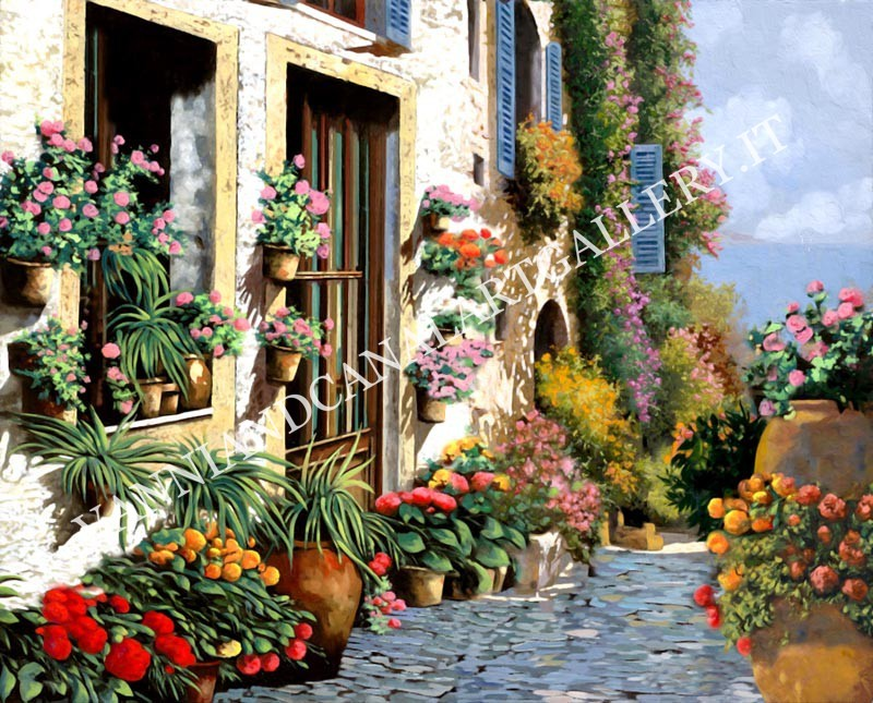 Strada del Lago di Bracciano