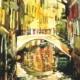 Tipico canale di Venezia