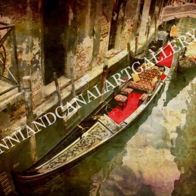 Venezia con gondola