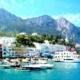 Panorama porto (Capri)