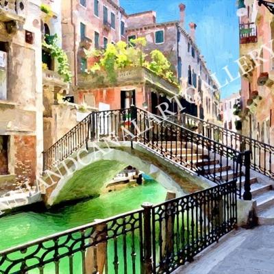 Ponte per San Marco
