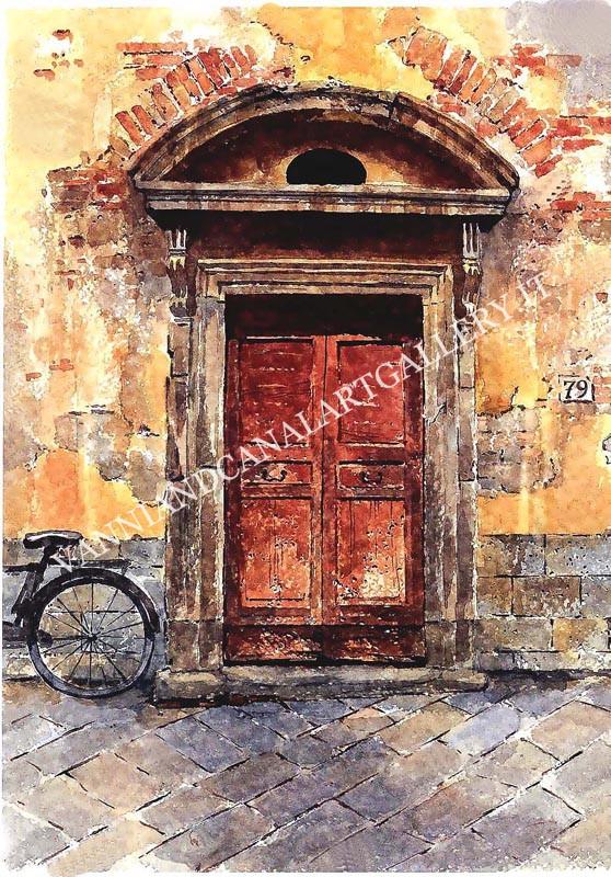 Portone di Trastevere - Roma