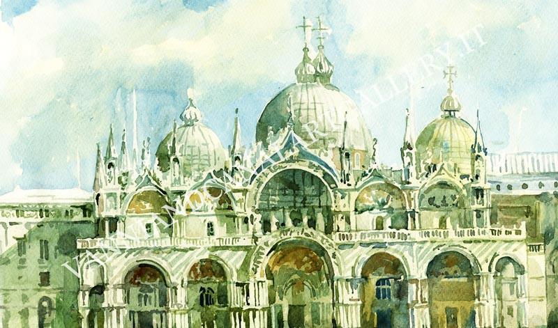 Chiesa Piazza San Marco