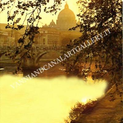 San Pietro in autunno - Roma