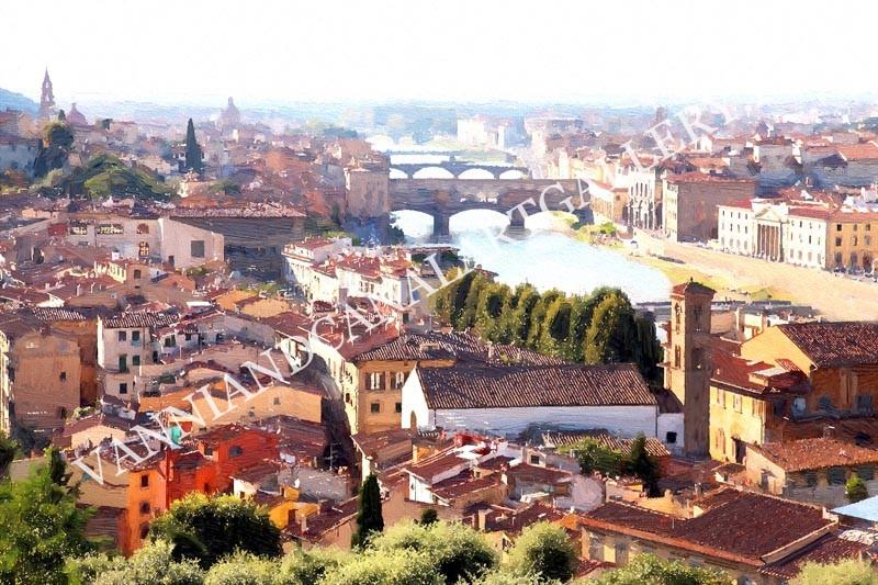 Panorama Ponte Vecchio (Firenze)