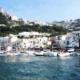 Capri e porto